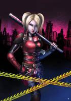 -Patreon- Harley Quinn by cric