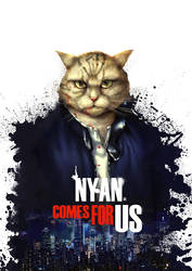 Nyan comes for us by cric