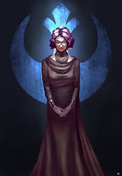 Admiral Holdo by cric