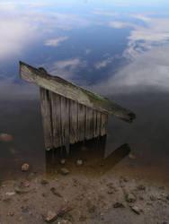 Stick in the mud. by Darkhorseman81