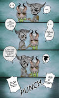 Iron Bull x Adaar_Are you breakable? by IwarinJones