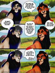 Scar x Zahara: Jealousy | Page 2 by IwarinJones