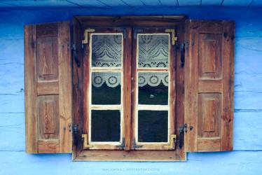 Window by malawika