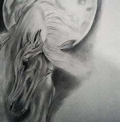 Horse Spirit by nightwish5871