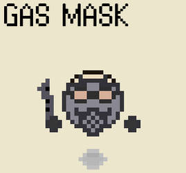 Gas Mask Trooper by Q27