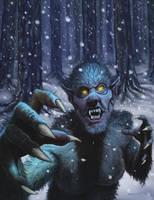 The Werewolf by JeffsStudio