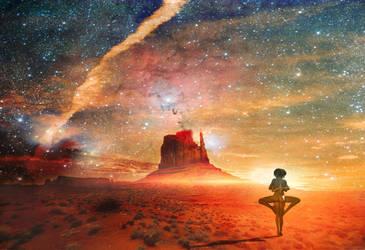 Stardust by martinatera