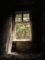abandoned mental hospital II by Poziomeczka