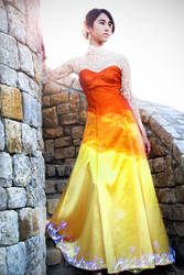 Hunger Games: Radiant as the Sun by musicity