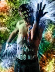 The Holes man Magic by AioniaPistos13
