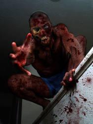 Zombie 1 by AioniaPistos13