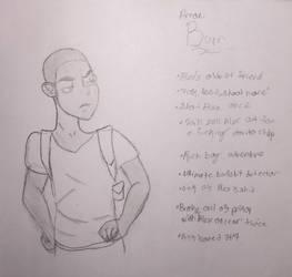 Arron Burr Uncharted Au by Spiderfrost101