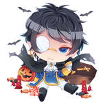 [COM] Seraphium Halloween ver. by biowan