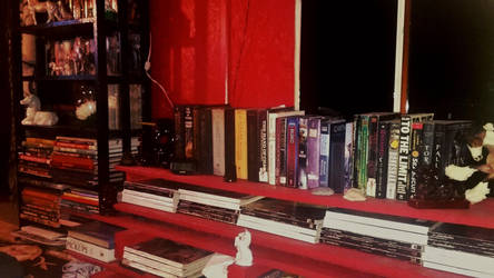 Book's and More Books by Foreigner227
