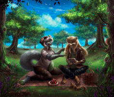 Commission: Taste it! by Gosetsuki