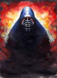 Kendo spirit by elsantodelosasesinos