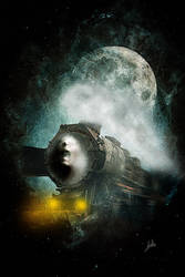 ghost train by greenfeed