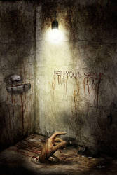 The Devils Badroom F by greenfeed