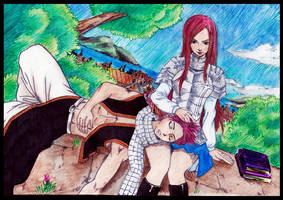 fairy tail by Remul
