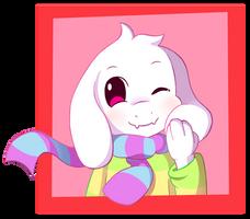 Asriel by FairyJonke