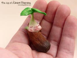 Dryad sproutling by AlvaroFuegoFatuo