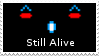 Still Alive Stamp by SD-Stamps