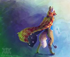Slagar the Cruel by Penny-Dragon