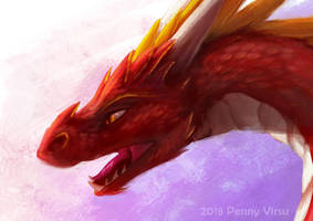 Dragon by Penny-Dragon