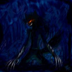 Seeya in the dark place by Aramet
