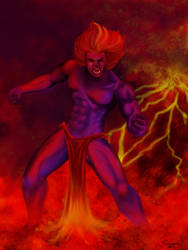 Wrath by Alsheeny