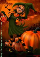 Halloween 2012 by Alsheeny