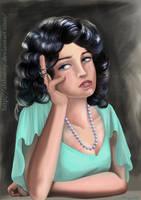 Thinker by Alsheeny