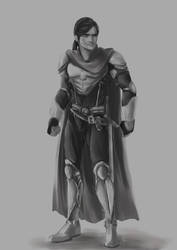 Character design - practice 8 by Alsheeny