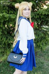 Usagi - Sailor Moon by ReginaIt