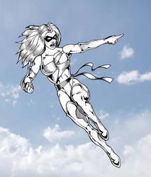 Ms Marvel by dennissweatt