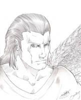 Male Angel by dennissweatt