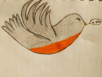 robin adoptable by FanOfDreams