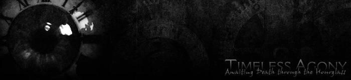 Agony Banner by MercuryShadow