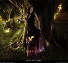 Through The Woods by MercuryShadow