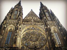 Prague, church by SeiMissTake