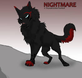 Nightmare (commission) by Seyward