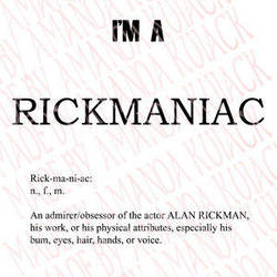I'm a Rickmaniac - LadyNyaru by rickmaniacs