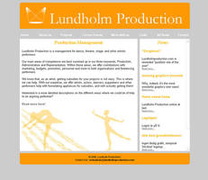 Lundholm Production by Sliven