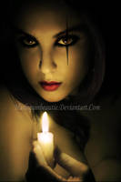 The Devil Calls at Midnight... by Harlequinbeautie