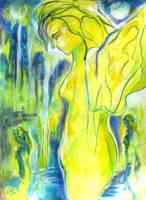 an angel's tear by psycopix
