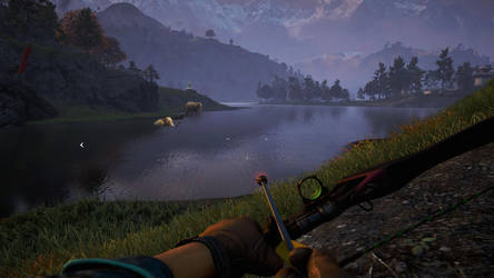 FarCry4: Elephants View by psycopix