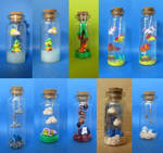 Bottle Compilation by atelok