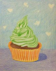 Cupcake by Insaneymaney