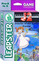 Wonder Project J2: Leapster Remixed by smochdar