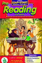 Unused LeapPad games: The Jungle Book by smochdar